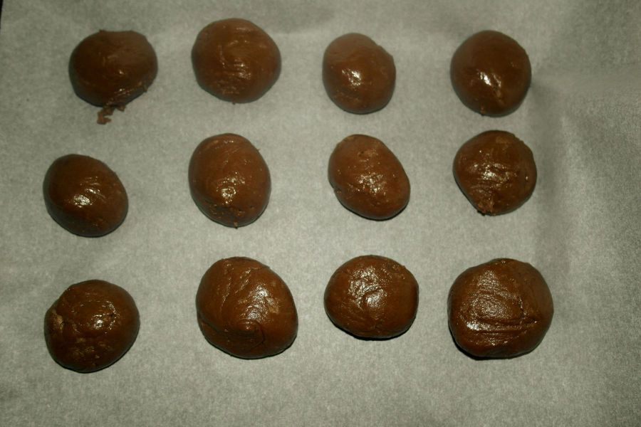 biscuiti simpli, retete de biscuiti, biscuiti cu nutella