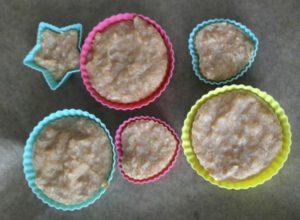 briose pentru copii, briose cu fructe, biscuim, retete biscuim
