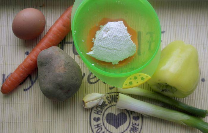 bisuim, retete biscuim, chiftelute de legume, retete pentru copii, diversificare,