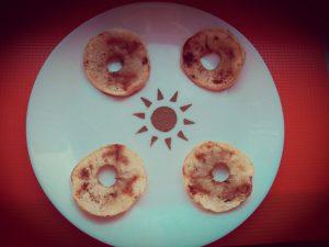 diversificare, mere la cuptor, retete sanatoase pentru copii