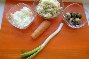 briose pentru copii, briose cu quinoa, retete cu quinoa pentru copii, briose cu morcov