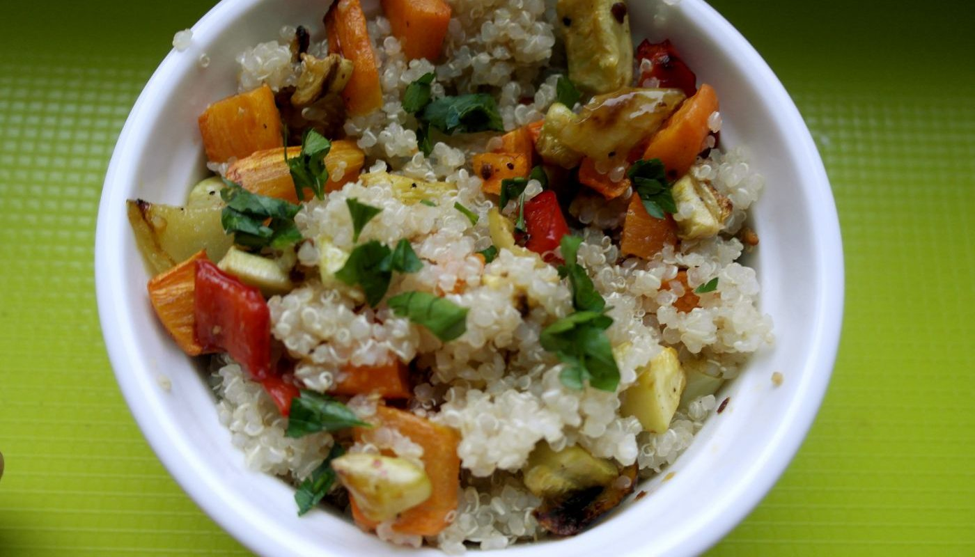 quinoa cu legume, quinoa, retee cu quinoa, retete cu quinoa pentru copii