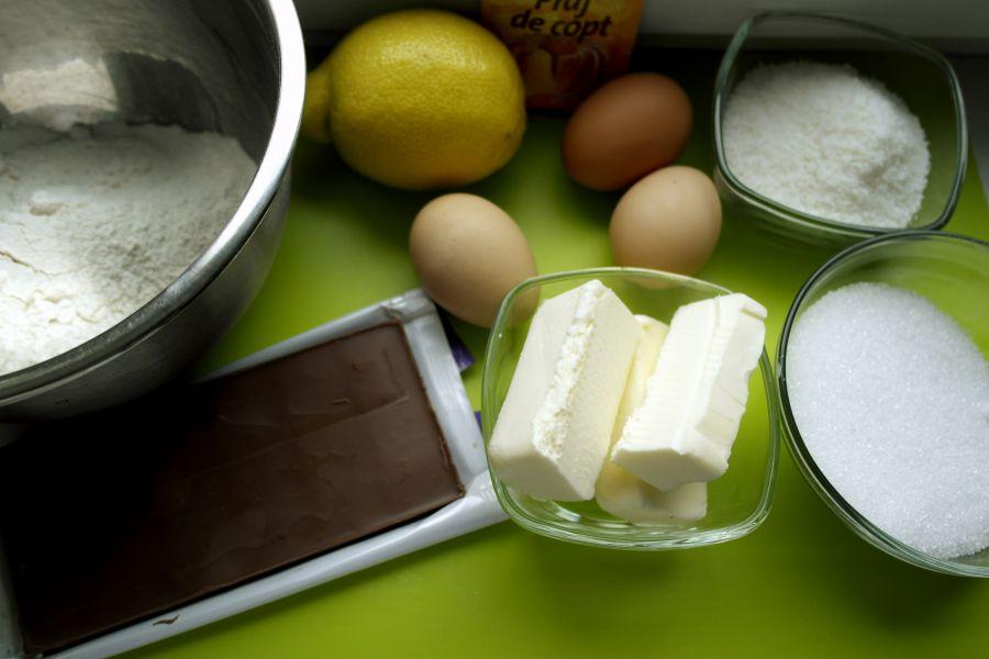 retete simple de briose, briose cu cocos, retete de briose