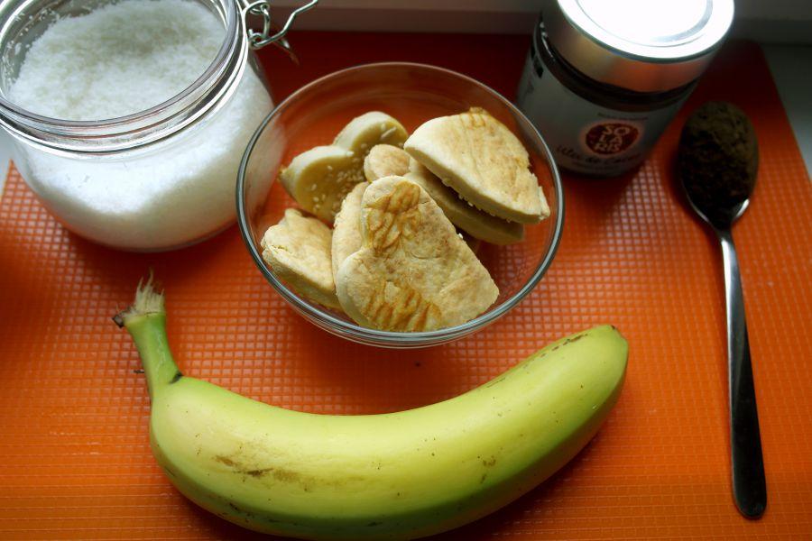 retete pentru copii, salam de biscuiti, bomboane cu banane