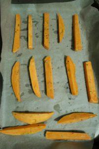 retete pentru copii, cartofi dulci la cuptor, retete cu cartof dulce pentru copii