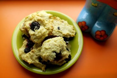gustare pentru copii, retete pentru copii, biscuiti pentru copii, fursecuri pentru copii, retete cu afine pentru copii