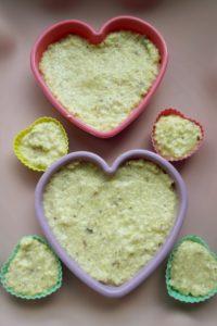 idei de gustari pentru copii, budinca pentru copii,briose pentru copii, biscuim, retete biscuim, retete cu cuscus pentru copii, budinca de banana si cocos