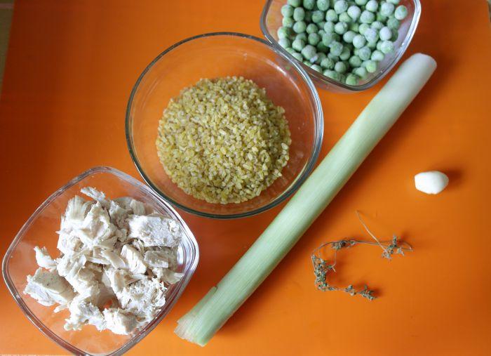 retete usoare pentru copii, biscuim, retete biscuim, retete cu bulgur pentru copii, bulgur cu mazare si pui, bulgur, orez pentru copii, retete cu orez