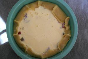 retete sanatoase pentru copii, diversificare, retete de tarta pentru copii, retete de tarta, tarta cu legume, biscuim, retete biscuim