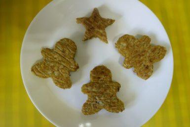 biscuiti cu fulgi de ovaz si dovleac, retete pentru copii, biscuim, retete biscuim, diversificare, retete cu dovleac pentru copii, retete cu fulgi de ovaz pentru copii, retete de biscuiti pentru copii