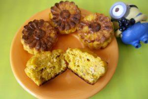 idei de gustare pentru copii, diversificare, briose, retete de briose, briose cu somon, retete de briose pentru copii, biscuim, retete biscuim