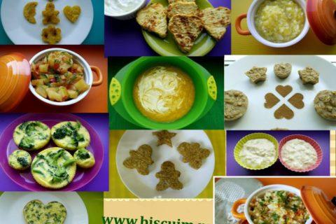 idei de meniu pentru copii, diversificare, meniu 11 luni pentru bebelusi, idei de mancare pentru bebelusi, retete pentru copii, biscuim, retete biscuim