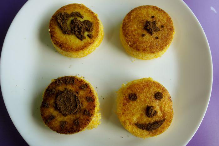 biscuim, retete biscuim, diversificare bebelusi, budica de cuscus, retete cu dovleac, retete cu cuscus, retete sanatoase pentru copii