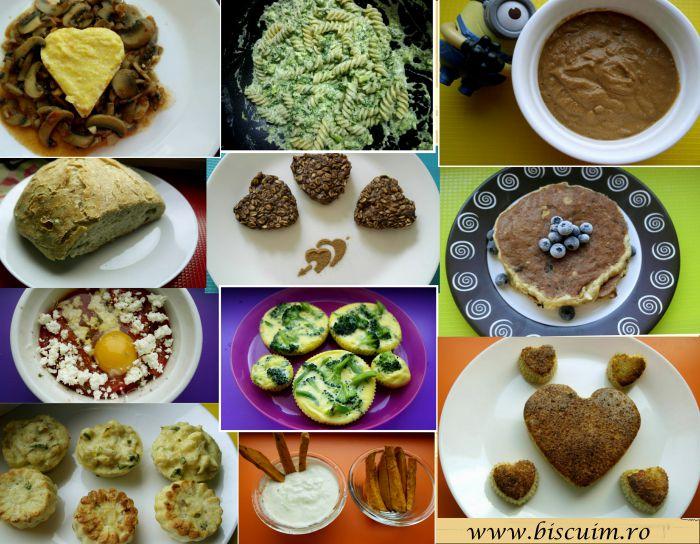 biscuim, retete biscuim, diversificare, meniu 12 luni, meniu pentru bebelusi, idei de meniuri pentru copii