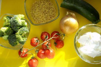 biscuim, diversificare, bulgur cu legume, retete rapide pentru copii, idei de mancare pentru copii, retete de bulgur pentru copii, retete cu bulgur