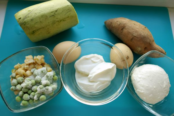 budina de cartof dulce, retete cu dovlcel, retete rapide pentru copii, biscuim, retete biscuim, diversificare, retete sanatoase pentru copii
