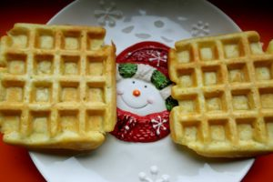 reteta simpla de gofre, retete pentru copii, biscuim, retete rapide, idei de mic dejun
