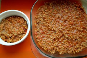 Musaca de cartofi cu carne, retete pentru copii, reteta de musaca pentru copii, diversificare, biscuim